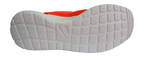 Nike Femmes Roshe Une Moire Chaussure De Course Brillant Blanc Cramoisi 661