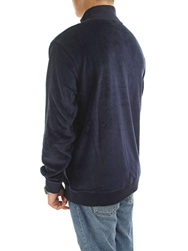 1140103 Bleu Shirts Sweat Stussy XL Homme 8TqddSB