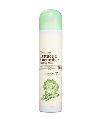 Skinfood Premium Lettuce & Cucumber Warety Mist 300 ml.
