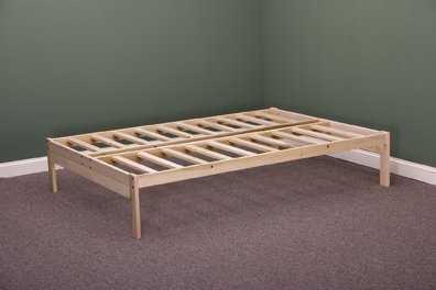 Temple Slug Futons Nomad Platform Beds - Twin by Temple Slug