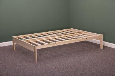 Temple Slug Futons Nomad Platform Beds - Ex-Long Twin by Temple Slug