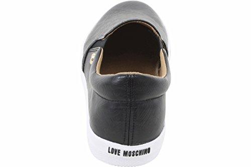 Slip-On LOVE MOSCHINO Mujer JA15123G13ID0000 -,O00 Negro