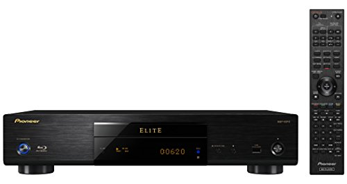 Pioneer BDP-62FD Elite Blu-Ray 3D Disk Player with Dual HDMI Output