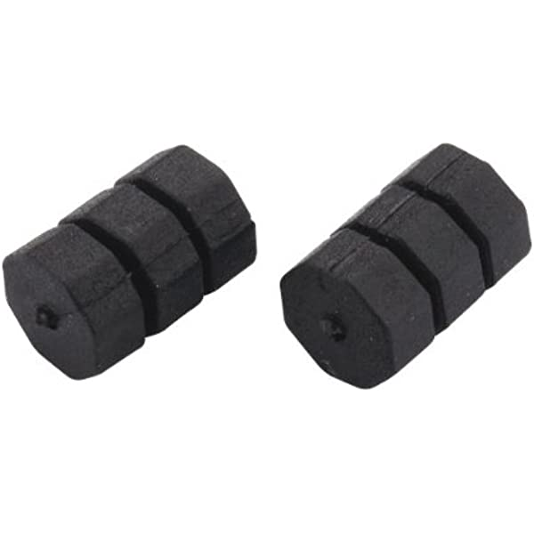 BOTTLE OF 200 BIKE BLACK RUBBER BICYCLE BRAKE CABLE DONUTS CLARKS NEW