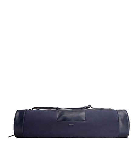 Matt & Nat Gene Canvas Yoga Bag (Midnight (Blue))