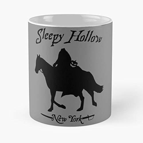 Sleepy Hollow Sleepyhollow New York Ny Gift Ceramic Novelty Cup 11 Oz -