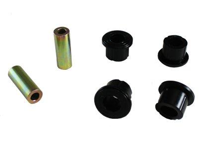 Nolathane REV162.0038 Black Spring - Eye Front Bushing - Rear - Nissan Leaf Spring Bushing