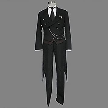 Amazon.com: Subject Black Butler Sebastian Michaelis Tuxedo ...