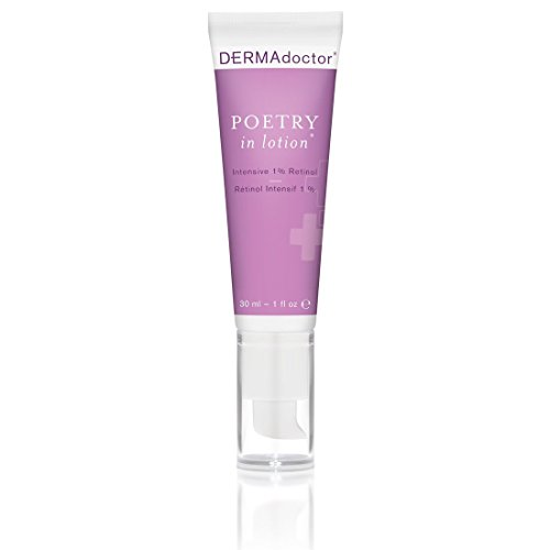 DERMAdoctor Poetry In Lotion Intensive 1 Fl Oz