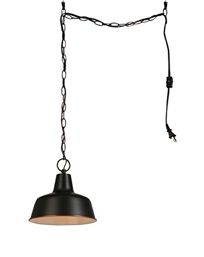 Design House 579319 Mason 1 Swag Light, 10