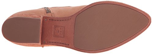 Camel Botas las Soft corto 75884 de Ray Frye Oiled Leather para costura mujeres Zxw81Fq1