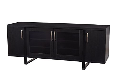 Martin Svensson Home Hudson TV Stand, Black Oak