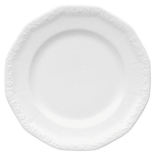Rosenthal Maria 10430-800001-10219 Breakfast Plate 19 cm White