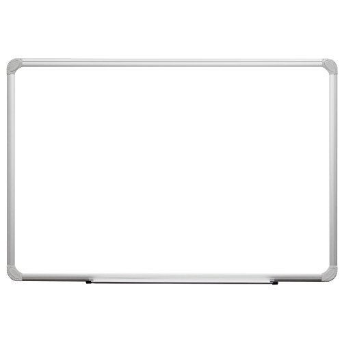 superior-essentials-24x36-melamine-dry-erase-board-with-aluminum-frame-and-marker-tray-white