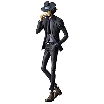 Banpresto Lupin the Third Part 5 10.2-Inch The Daisuke Jigen Master Stars Piece II Figure: Toys & Games
