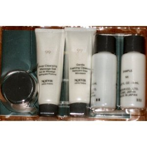 Normal Elements Skin Cleanser (Noevir 99 Trial Deluxe Pack 5 Piece Set (Travel Sizes))