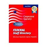 Federal Staff Directory - Winter, C. Q. Press Staff, 0872892174