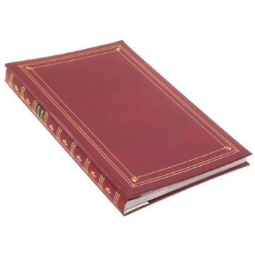 (Pioneer BP-200 Burgundy Photo Album for 4x6 inch Pictures)