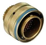 AMPHENOL AEROSPACE MS27467T19F35P CIRCULAR CONNECTOR PLUG SIZE 19, 66POS, CABLE