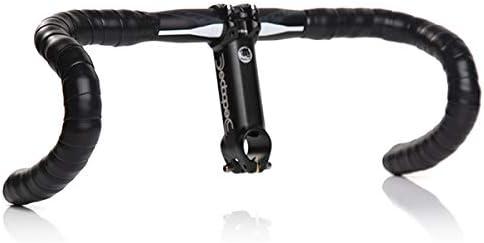 Cinta de manillar para bicicleta de carretera RIDEFYL, color negro ...