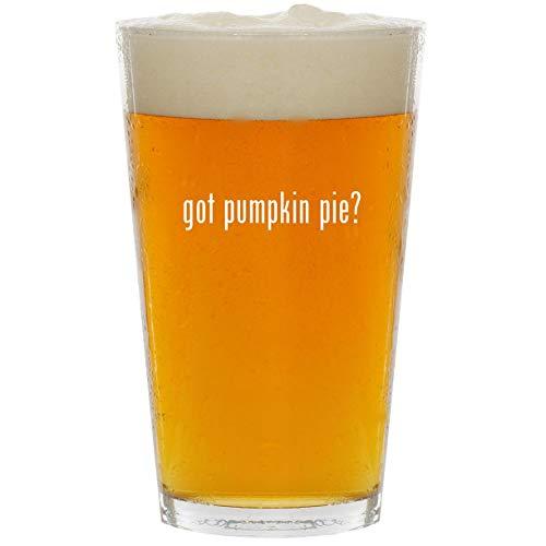 Candle Oreo Cream Pie - got pumpkin pie? - Glass 16oz Beer Pint