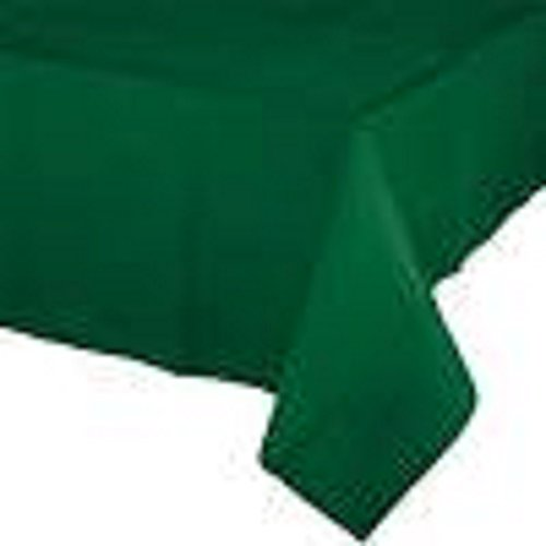 2 Plastic Rectangular Tablecloths 54