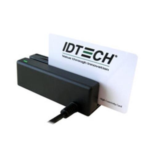 (Idtech IDMB-335112B MiniMag II MagStripe Reader, Track 1 and 2, USB HID,)