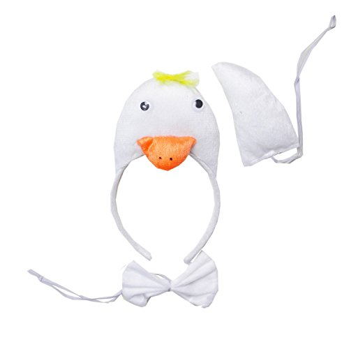 Kirei Sui Swan 3D Headband Costume Set