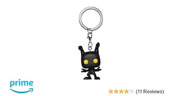 Funko Pop Keychain: Kingdom Hearts 3 - Shadow Heartless Collectible Figure, Multicolor