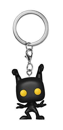 Funko Pop Keychain: Kingdom Hearts 3 - Shadow Heartless Collectible Figure, Multicolor