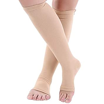 91ee9dbc382fd6 WowObjects Unisex Anti-Fatigue Compression Socks Foot Leg Pain Relief Solid  Miracle Copper Anti Fatigue Magic Socks Knee Braces & Supports: Amazon.in:  ...