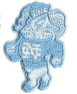 NORTH CAROLINA COLLEGE MASCOT Embroidered product image