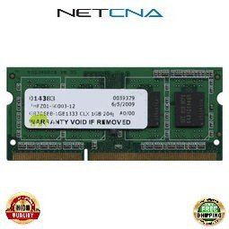 1 Gb Cl9 Memory (ALWE-1GB-DDR3-1333-S 1GB Alienware M15x PC3-10600 CL9 DDR3-1333 204-pin SODIMM 100% Compatible memory by NETCNA USA)