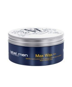Label.Men Max Wax 50 ml - exclusivement pour les hommes !