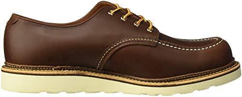 Shoes Mahogany Mahogany Uomo EU da Marrone Barca Wing Red 39 Marrone Scarpe FzwO5Uq5C