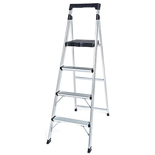 TRICAM INDUSTRIES TV155871 4 Step Aluminum Step Stool