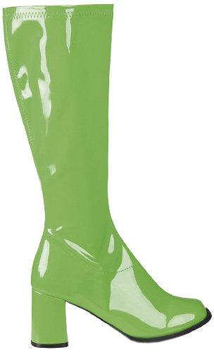 Aptafêtes - AC5013/37-38 - Bottes gogo 60's vert pointure 37/38