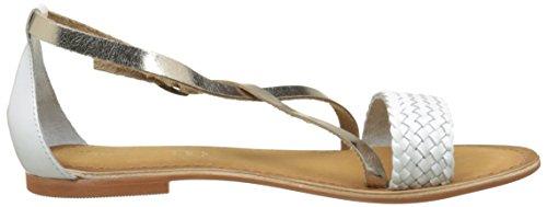 Kaporal Elen - Zapatos Mujer Blanc (Blanc)