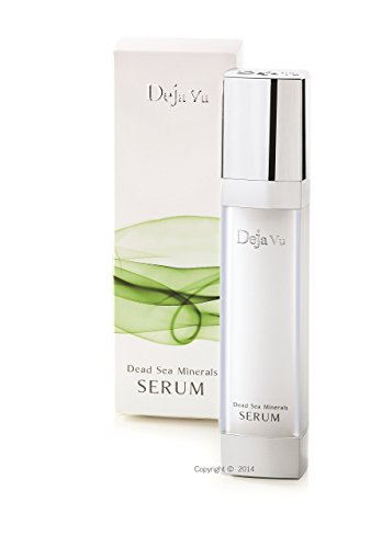 Deja Vu Dead Sea Minerals Serum for Eye and Face. by Deja Vu Cosmetics