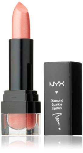 NYX Cosmetics diamant rouge à lèvres de Sparkle, Sparkling abricot, 0.15 Oz