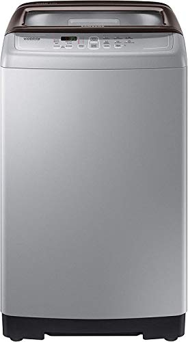Samsung 6 kg Fully Automatic Top Loading Washing Machine  WA60M4300HD/TL, Imperial Silver, Wobble Technology