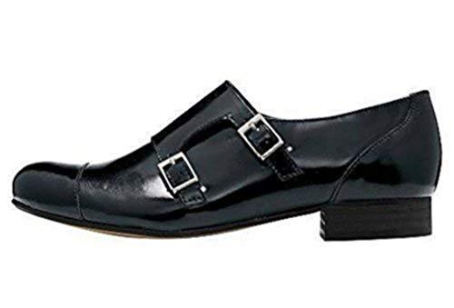 Nero Dini Donna Pelle Patrizia Pantofola Di Nappa nC1g61qw
