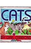 Cats, Gail Gibbons, 0823412539