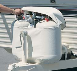 Rv dual propane tank hook up
