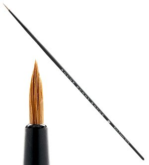 Rouge Bunny Rouge Eye Liner Brush by Rouge Bunny Rouge