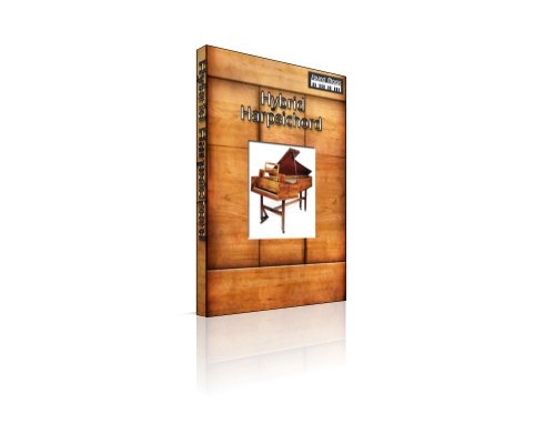 Sound Magic Hybrid Harpsichord Virtual Instrument Software by SoundMAGIC