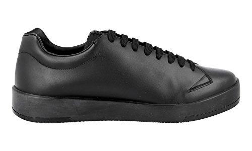 Prada Mens 4E3015 234 F0002 Leather Sneaker iNwGB0