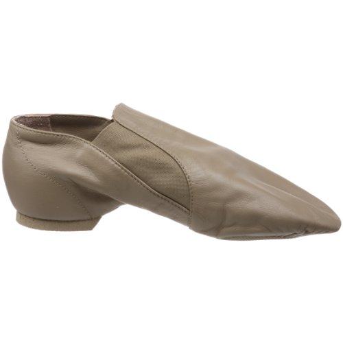 Shoe Bloch Taupe Elasta Women's Jazz qtpvp0wr1x