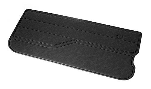 Omix-Ada 11840.01 Black Left Door Panel Interior Black Door Panels
