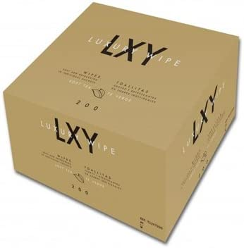 Toallita de Té Verde de Tejido Luxury Wipe (Caja 200 Toallitas): Amazon.es: Hogar